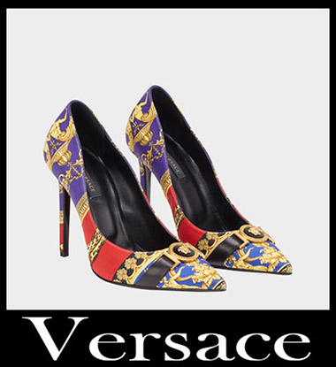 Preview New Arrivals Versace Footwear Women's 9