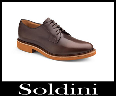 Shoes Soldini Spring Summer 2018 Men's 10