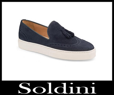 Shoes Soldini Spring Summer 2018 Men's 8