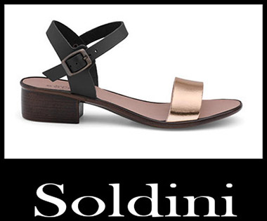 Shoes Soldini Spring Summer 2018 Women's 10
