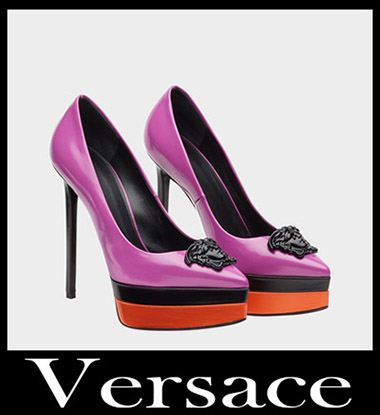 Shoes Versace Spring Summer 2018 Women's 12