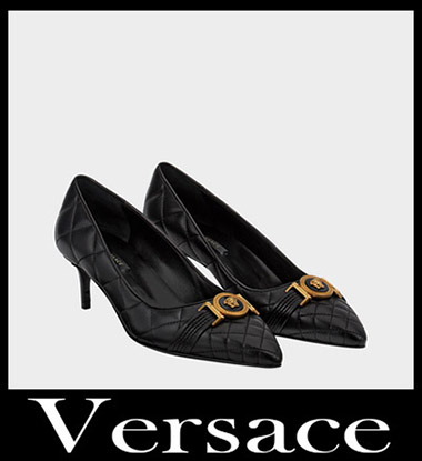 Shoes Versace Spring Summer 2018 Women's 8