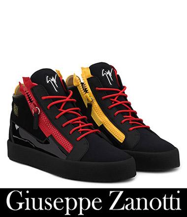 Fashion News Zanotti Men's Sneakers 3