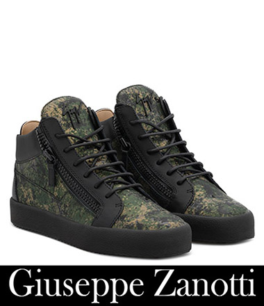 Shoes Zanotti Sneakers 2018 2019 Men's 10