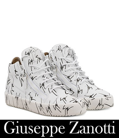 Shoes Zanotti Sneakers 2018 2019 Men's 13