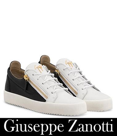 Shoes Zanotti Sneakers 2018 2019 Men's 2