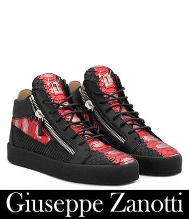 Shoes Zanotti Sneakers 2018 2019 Men's 3
