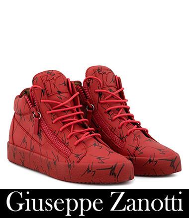 Shoes Zanotti Sneakers 2018 2019 Men's 4