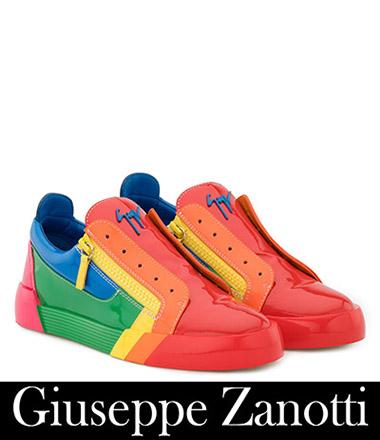 Shoes Zanotti Sneakers 2018 2019 Men's 5