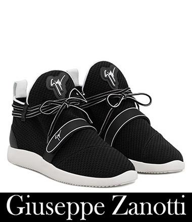 Shoes Zanotti Sneakers 2018 2019 Men's 7