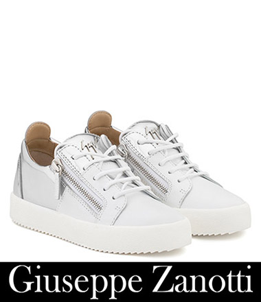 Shoes Zanotti Sneakers 2018 2019 Women's 4