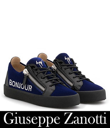 Shoes Zanotti Sneakers 2018 2019 Women's 7