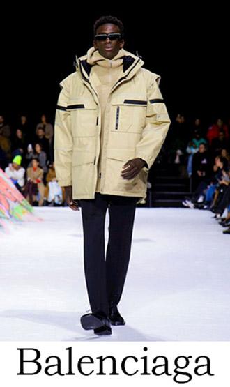 Balenciaga Fall Winter 2018 2019 Men's Clothing 1