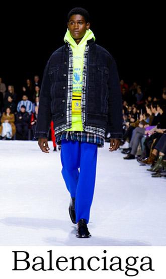 Balenciaga Fall Winter 2018 2019 Men's Clothing 2
