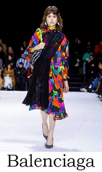 Balenciaga Fall Winter 2018 2019 Women's Clothing 1