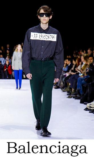 Balenciaga Fashion 2018 2019 Men's 2