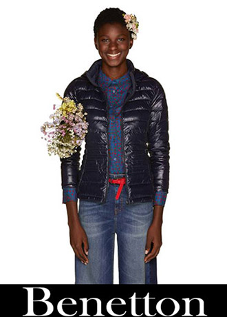 Benetton Down Jackets 2018 2019 Women's 1