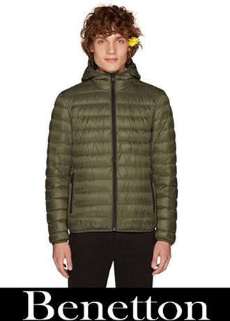 Benetton Fall Winter 2018 2019 Men's Jackets 1