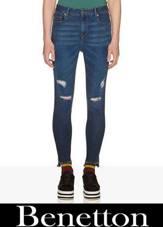 Benetton Jeans 2018 2019 Women's Denim 2