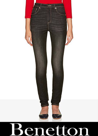 Benetton Jeans 2018 2019 Women's Denim 3