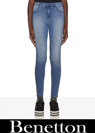 Benetton Jeans 2018 2019 Women's Denim 4