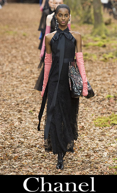 Chanel Fall Winter 2018 2019 Women's Clothing 3