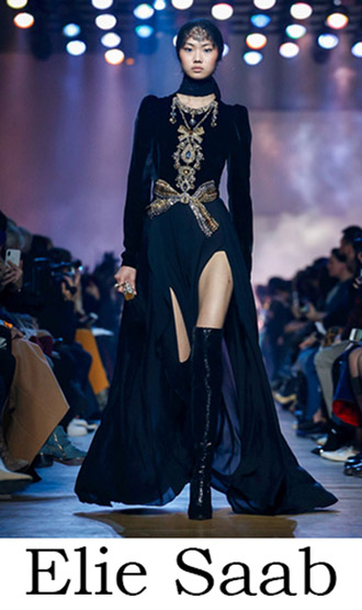 Elie Saab Fall Winter 2018 2019 Women's Clothing 2