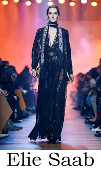 Elie Saab Fall Winter 2018 2019 Women's Clothing 3