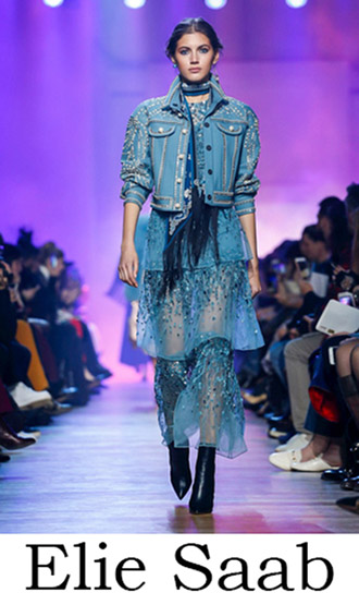 Elie Saab Fashion 2018 2019 Women's 1