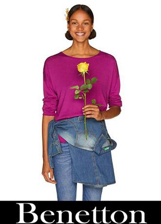 Fashion News Benetton Denim Women's Clothing 1