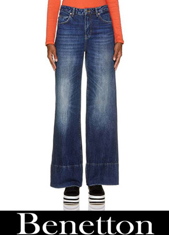 Fashion News Benetton Denim Women's Clothing 2