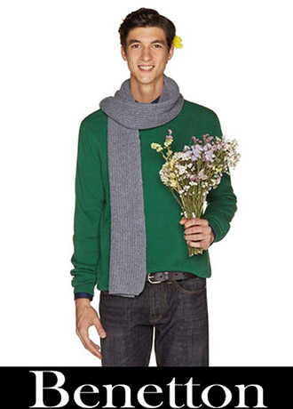 Fashion News Benetton Men's Clothing 1
