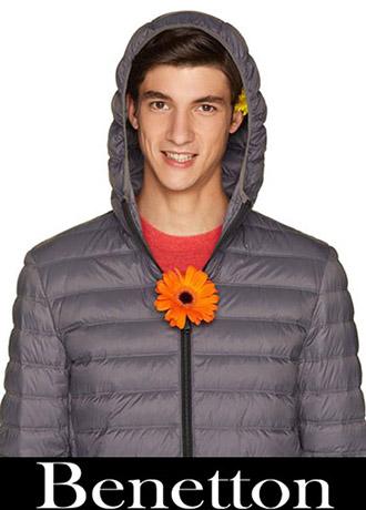 Fashion News Benetton Outerwear Men's Clothing 1