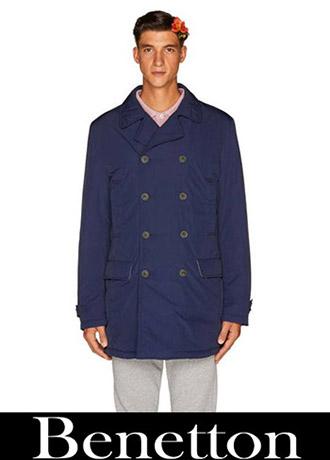 Fashion News Benetton Outerwear Men's Clothing 2