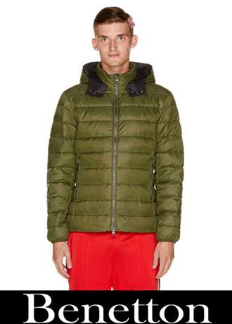 Fashion News Benetton Outerwear Men's Clothing 3