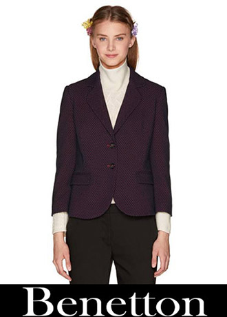Fashion News Benetton Outerwear Women's Clothing 1