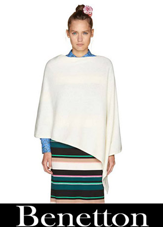 Fashion News Benetton Outerwear Women's Clothing 2