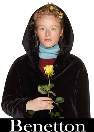 Fashion News Benetton Outerwear Women's Clothing 3