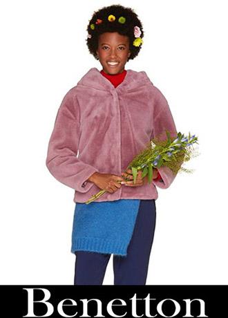 Fashion News Benetton Outerwear Women's Clothing 4