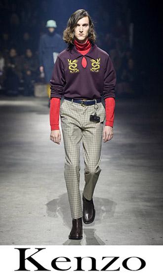 Fashion News Kenzo Men's Clothing 2