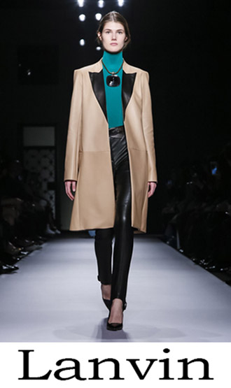 Fashion News Lanvin Women's Clothing 2