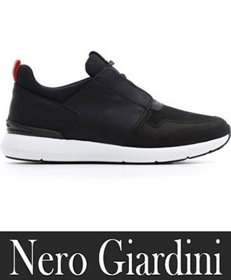 Fashion News Nero Giardini Footwear Men's Clothing 1