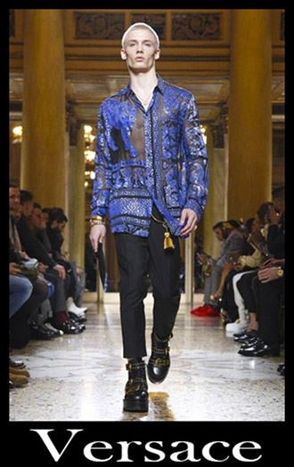 Fashion News Versace Men's Clothing 1