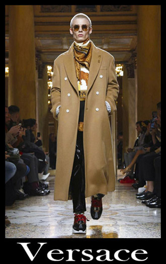 Fashion News Versace Men's Clothing 2