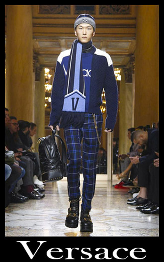 Fashion News Versace Men's Clothing 3
