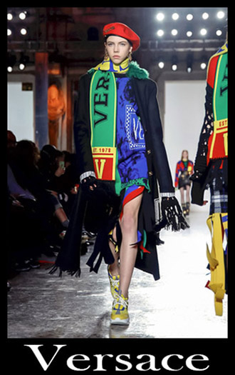 Fashion News Versace Women's Clothing 1