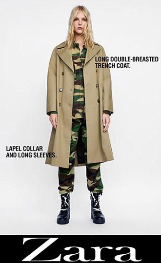 Fashion News Zara Outerwear Women's Clothing 8