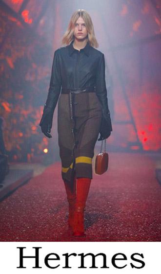 Hermes Fall Winter 2018 2019 Women's Clothing 1