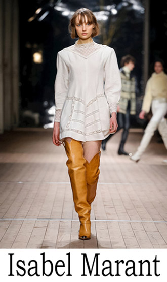 Isabel Marant Fall Winter 2018 2019 Women's Clothing 1