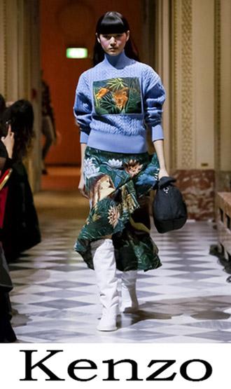 Kenzo Fall Winter 2018 2019 Women's Clothing 1